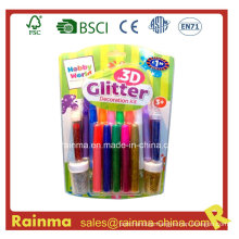 3D Glitter Glue for DIY Decoration Gift