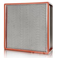 H13 hepa filtro de aire para sistema de ventilación