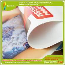 100% PVC Coated Waterproof Fabric Mesh 1000d*1000d