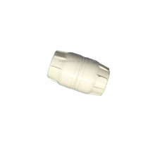 Quick installation microduct push fit connector customized multi size DB straight pipe connector