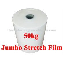 Envoltório de Paletes de Plástico 50kg Jumbo stretch film