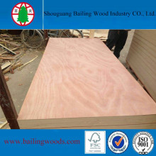 Combi Core Okoume Veneer Commercial Plywood with Mr Glue