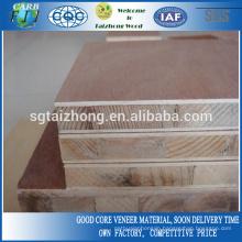 18mm Paulownia Core Blockboard