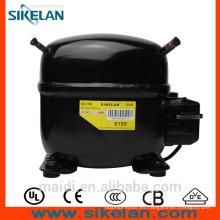 Compresor de pistón hermético de R290 de refrigerador de SC15K