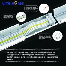 3 wires led trunk light rail