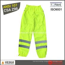 Protective Work Mens Pants High Visibility Pants