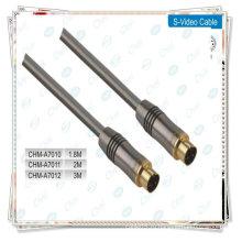 Высококачественный S-Video кабель для ПК / TV / DVD / VCR