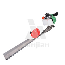 Sjht230A-2 22.5cc Einzelklinge Benzin Schnurloser Heckenschere