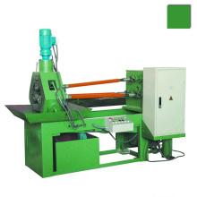 Máquina de fabricação de tubos de barbatana extrudida bimetálica