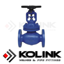 Bellows Sealing Globe Valve Forged/Cast Design