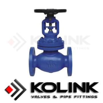 Bellows Globe Valve Manual Operated