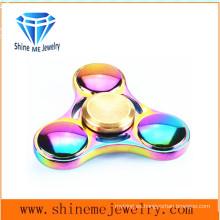 Juguete de la joyería de la alta calidad Multi Fidget colorido Spinner Spinner de la mano