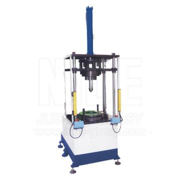 Machine de pré-formage de bobine de stator automatique de type économique pour moteur à induction