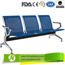 Cadeira de espera de tratamento, cadeira de atendimento hospitalar, cadeira de espera de aeroporto (CE / FDA / ISO)