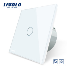 Télécommande et gradateur Livolo 1Gang Touch Power commutateur électrique intelligent VL- C701DR-11/12/13/15