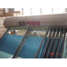 Solar Water Heater Calentadoresr SRCC Hot (SPP)
