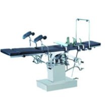 Table d'opération hydraulique chirurgicale pour hôpital