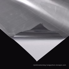 silver grey reflective film for heat transfer printing