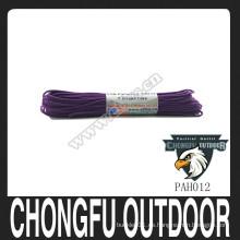 Nylon de alta calidad 550 Paracord Rainbow Paracord 7 Núcleo