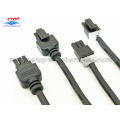 Conector mini-fit sobremoldeado de 3 pines
