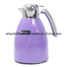 Solidware Stainless Steel Vacuum Coffee Pot/Kettle with Glass Refill