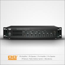 Contrôle individuel du volume Lpa-880t avec amplificateur 4 zones 880W