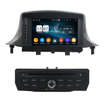 رينو ميجان 3 Android 9.0 Headunit GPS