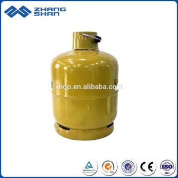Factory Direct Sale Hot Home Cooking 3kg Bbq Gas Bottle Prices