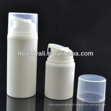 Cosmetic Airless Plstic PP Jar For Packaging airless jar cream jar cosmetic jar 50ml 75ml 100ml 150ml