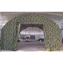 Großes wasserdichtes versiegeltes PVC-Militärzelt
