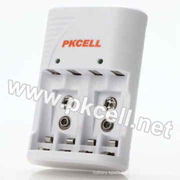 PKCELL 8175 for ni cd 2 3 aa rechargeable battery charger