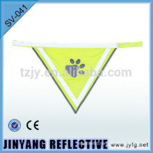 yellow safety reflective vest for dogs