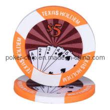 11,5 г ABS тестер Holdem стикер чип (SY-D16)
