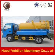 JAC 4000L Mini Vacuum Fecal Suction Truck