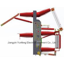 Interruptor de interrupción de carga integrada de núcleo cruzado de autodesarrollo - Fzrn35-40.5D