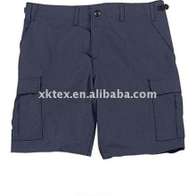 navy short work pants for men