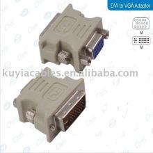 DVI-D MALE DVI для VGA-конвертера для HDTV LCD ПК