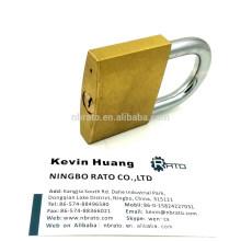O melhor cadeado barato de metal OEM 40mm