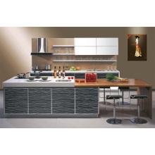 Fashion Acrylic Demet Kitchen Cabinet Design