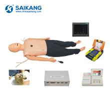 SKB-6A002 Medical Advanced Training CPR Manikin For Emergency