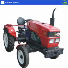 Agricultura 28HP Tractor 4 Ruedas