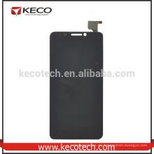 Pantalla LCD negra para Alcatel One Touch Idol OT6030 con digitalizador táctil