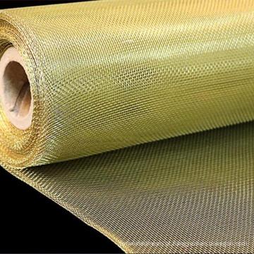 Rede de cobre tecida pura da malha de arame da experiência da faculdade da malha da malha de 40 50 60 80 100 Net Shielding