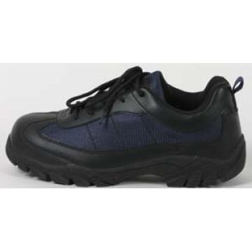 Men's Safety Plastic Toe-Cap Sneakers