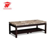El último estilo de mesa de centro superior de mármol con estilo