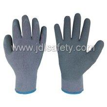 Перчатки латексные работы на зиму (LY3011)