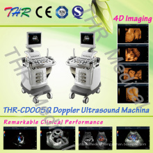 4D Color Dopple Echo Scanner (THR-CD005Q)