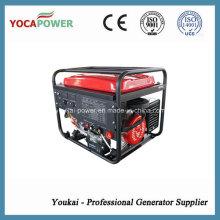 6.5kVA leistungsfähiges Benzinmotor-Generator-Satz