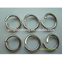 customized bag accessory metal o ring