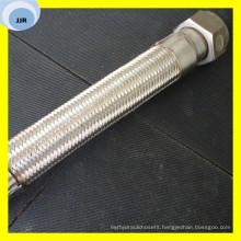 Big Size Metal Hose Pipe High Temperature Metal Tube